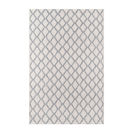 Momeni Andes Rectangular Indoor Rugs, One Size , White
