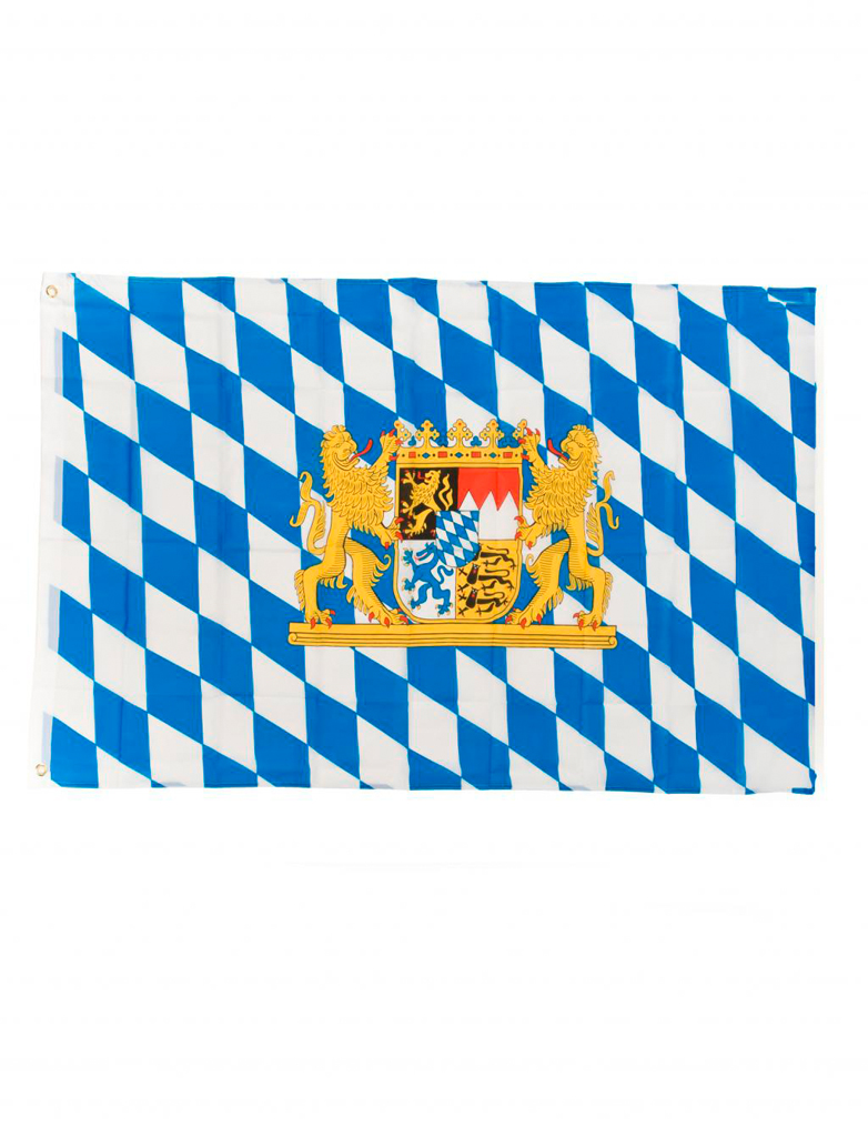 Flagge Bayern 150x90cm Farbe: blau/weiss