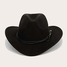 Maenner Seil Dekor Cowboy Hut