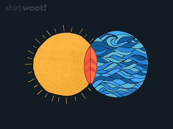 Venn Summer Comes T Shirt