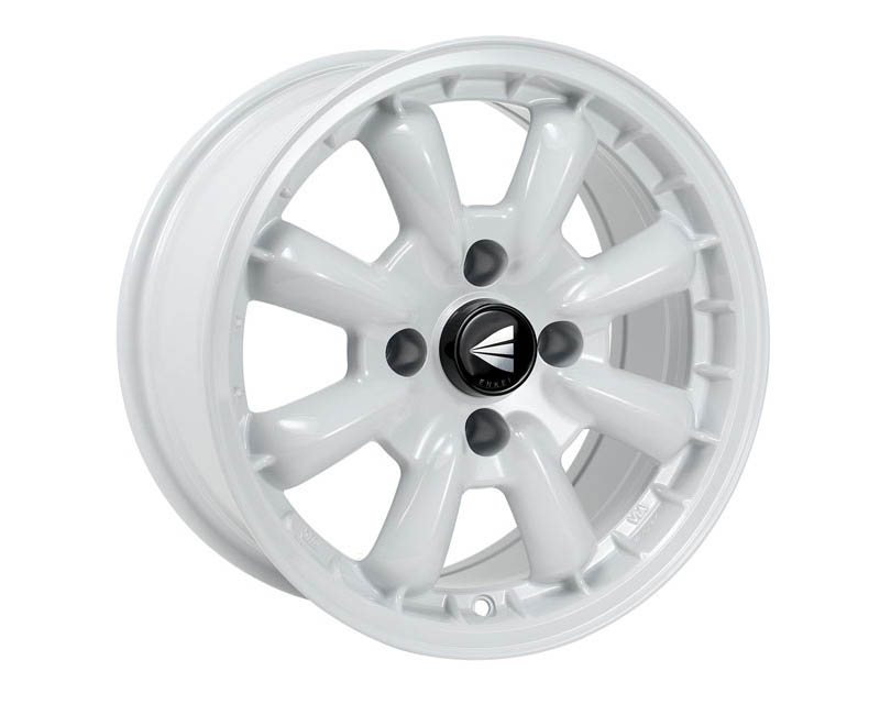 Enkei COMPE Wheel Performance Series White 15x8 4x100 25mm