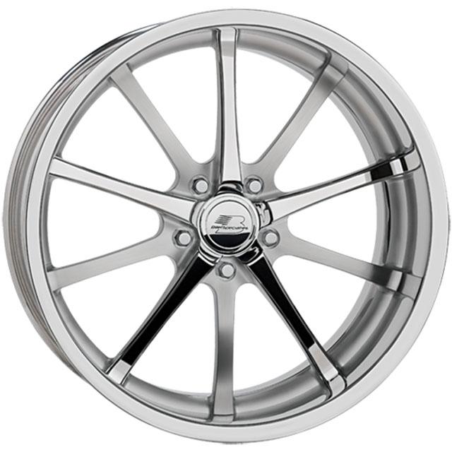 Billet Specialties SLC42790Custom Turbine Wheel 17x9