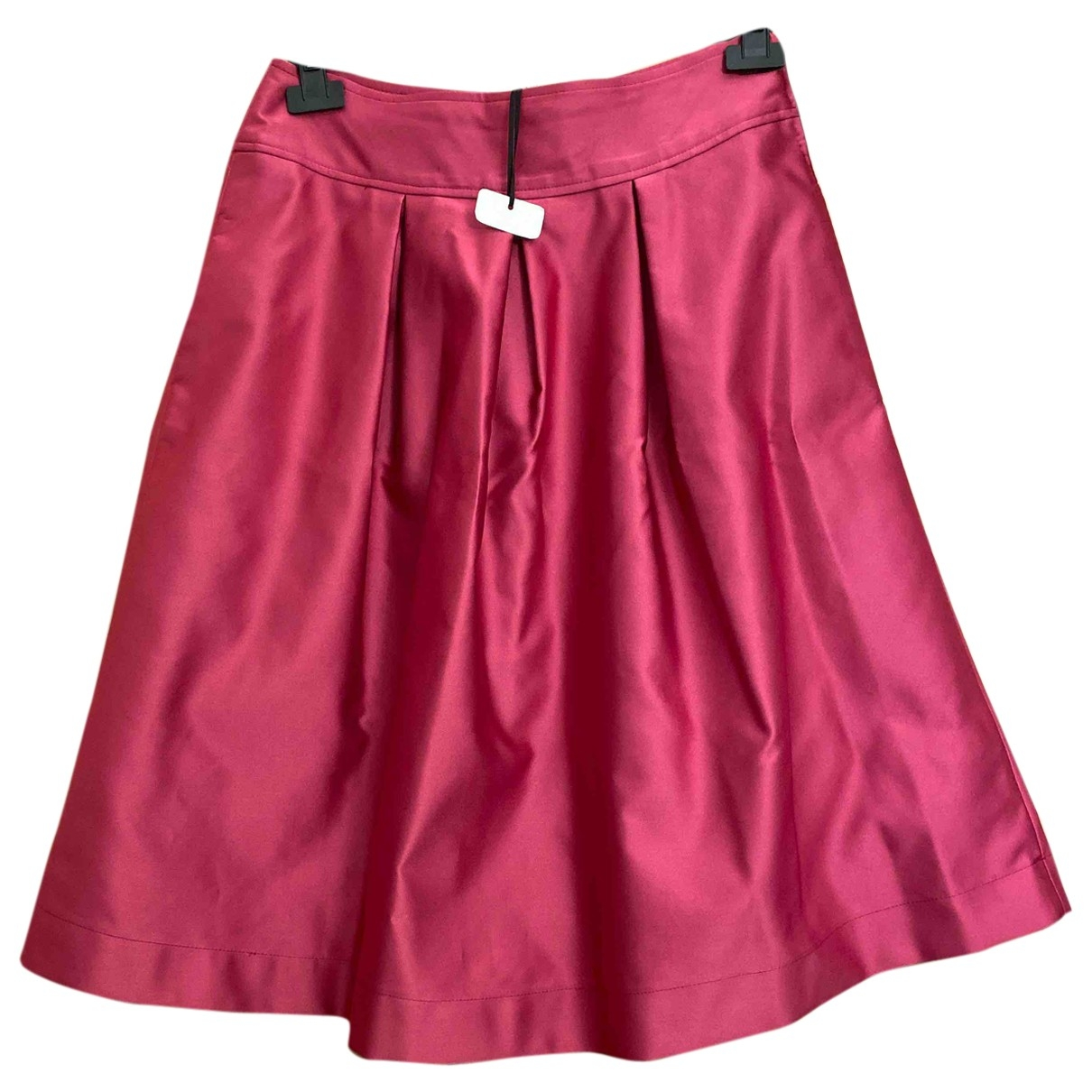 Essentiel Antwerp \N Pink skirt for Women 40 IT