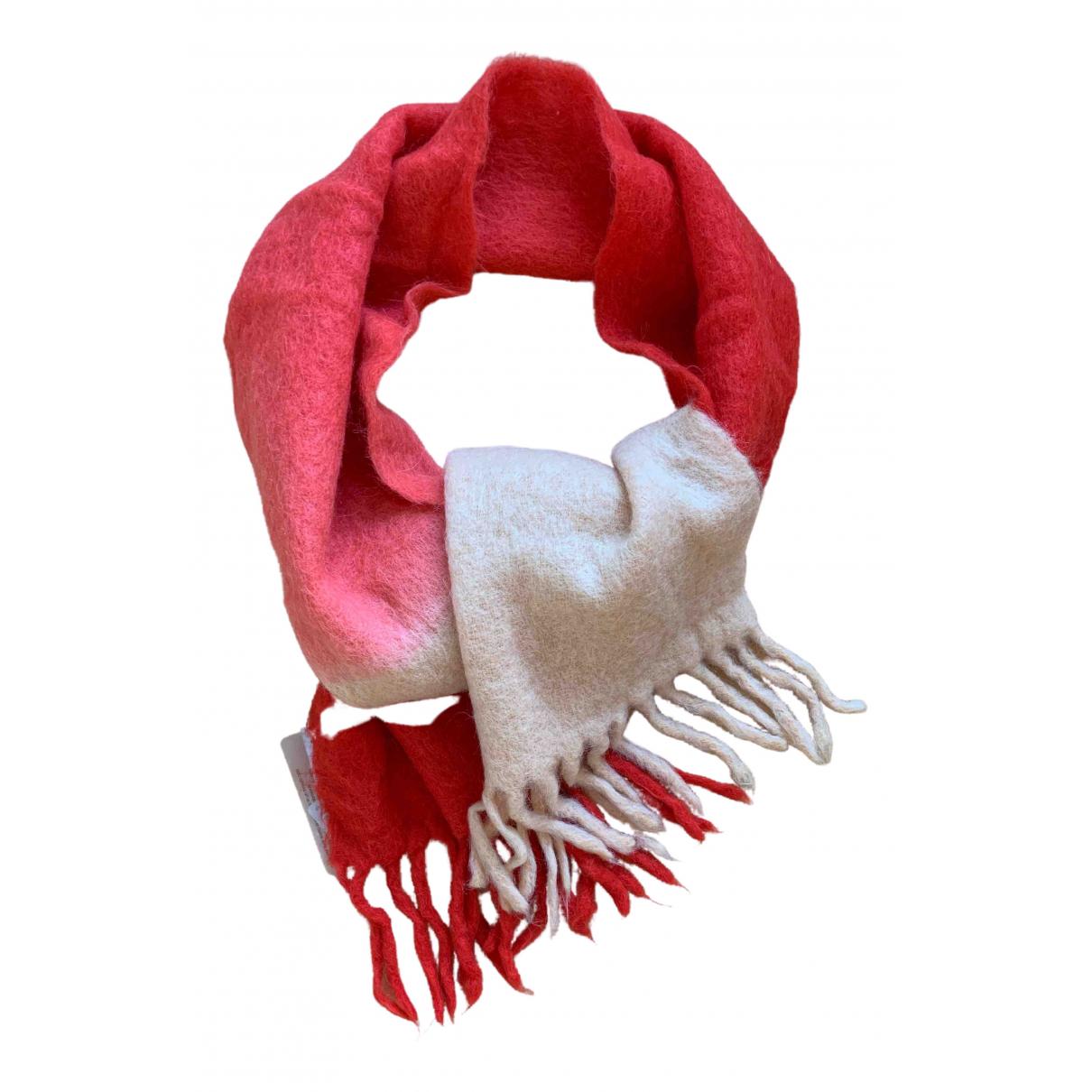 Forte_forte - Foulard   pour femme en laine - multicolore