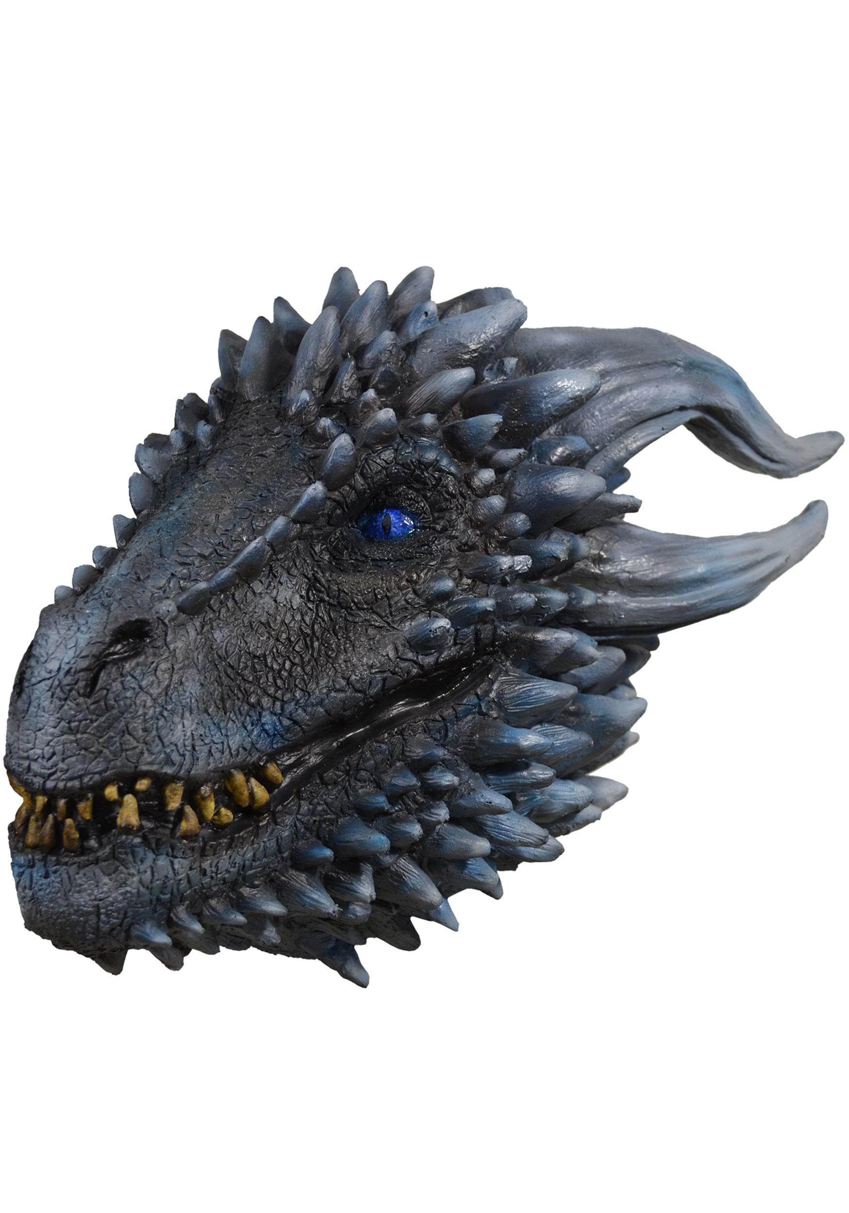 White Walker Dragon Mask Game of Thrones