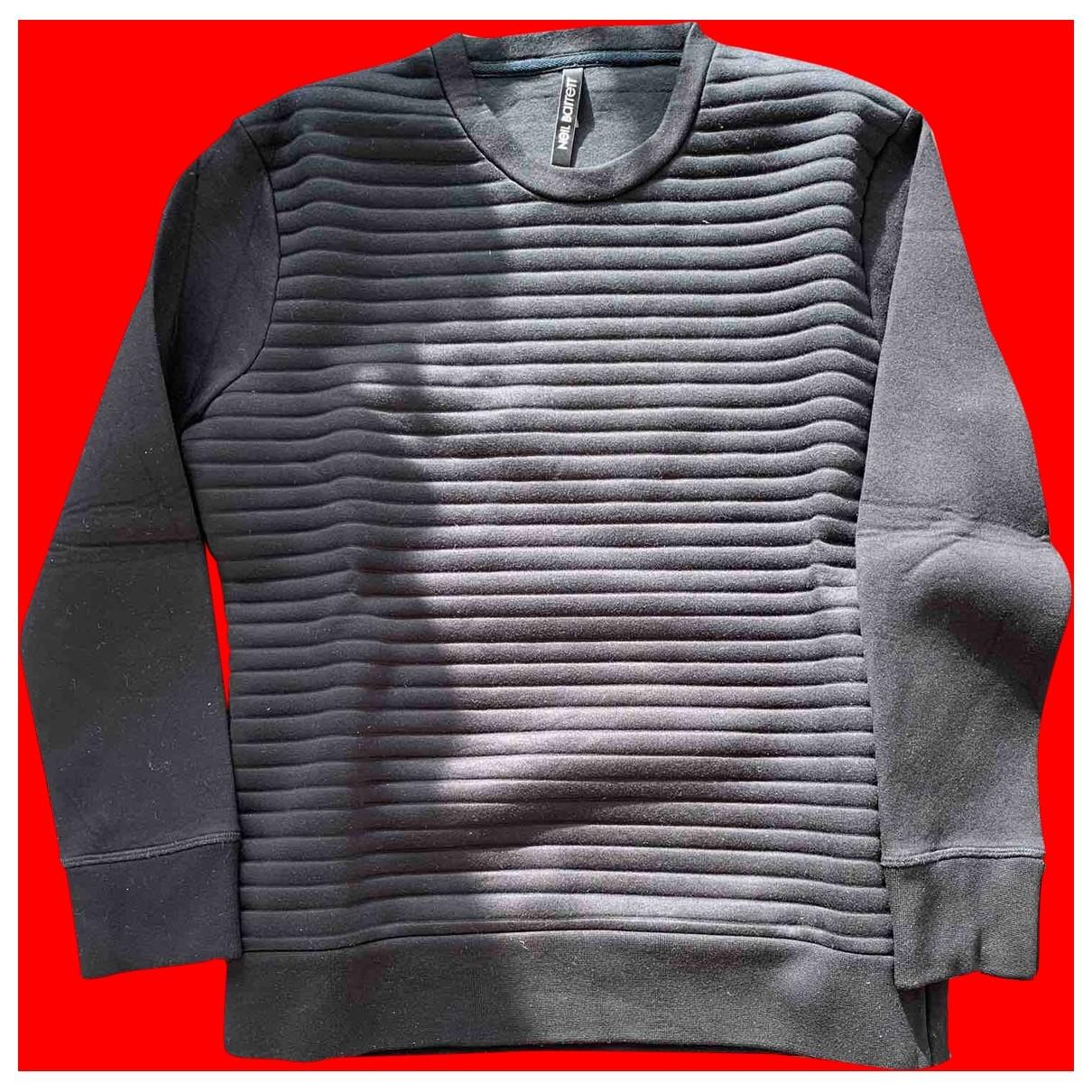 Neil Barrett \N Pullover.Westen.Sweatshirts  Schwarz