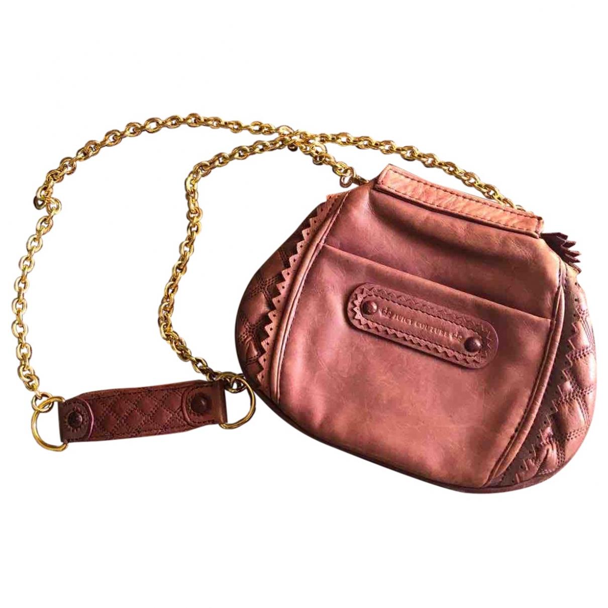 Juicy Couture \N Leather handbag for Women \N