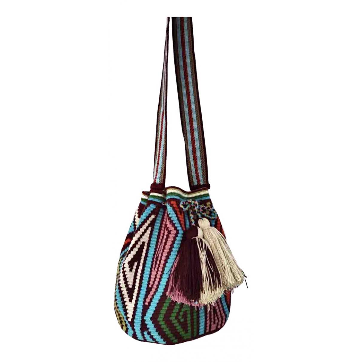 Mochila de Lana Wayuu Tribe