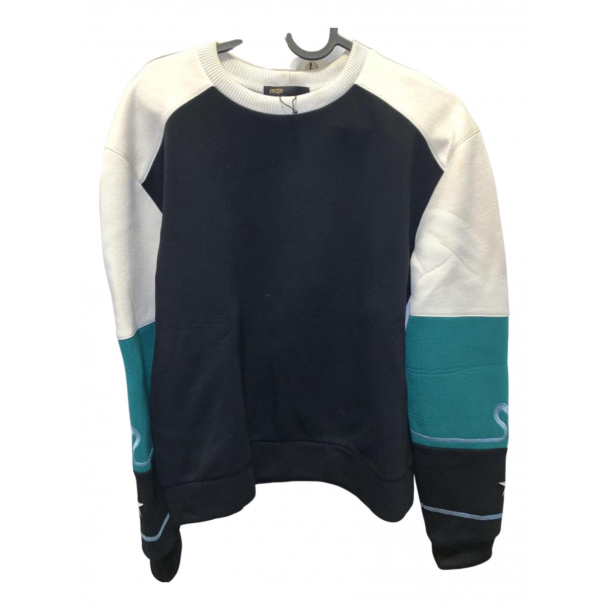 Maje N Multicolour Knitwear for Women 36 FR