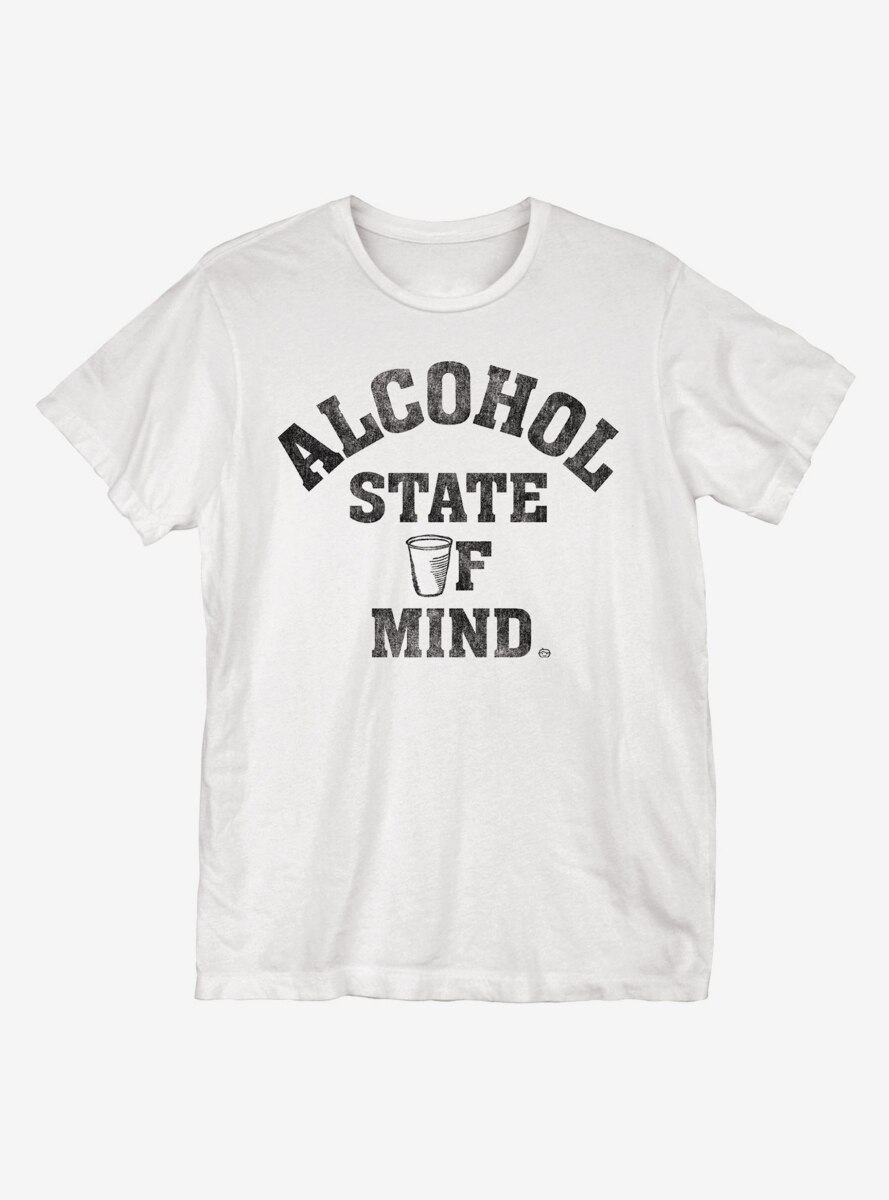 Alcohol State of Mind T-Shirt