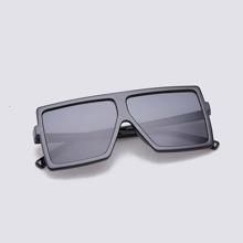 Gafas de sol de niños de montura plana