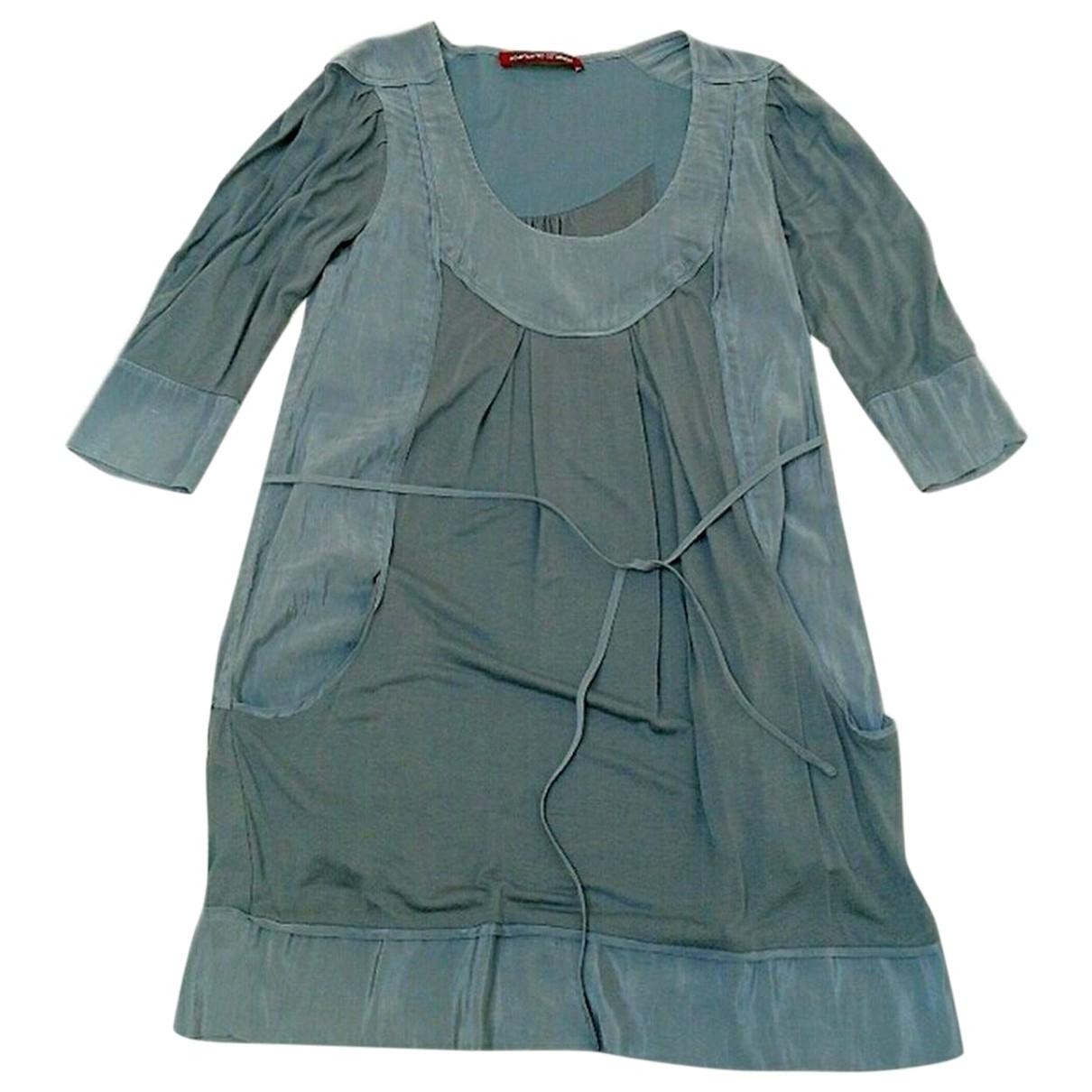 Comptoir Des Cotonniers \N Navy dress for Women XS International