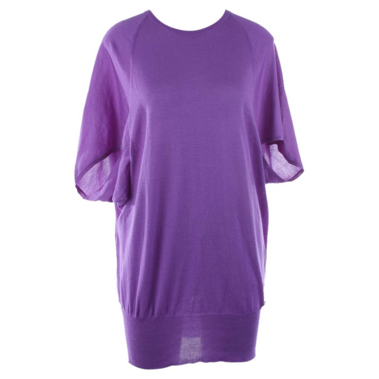 Gucci - Pull   pour femme en cachemire - violet