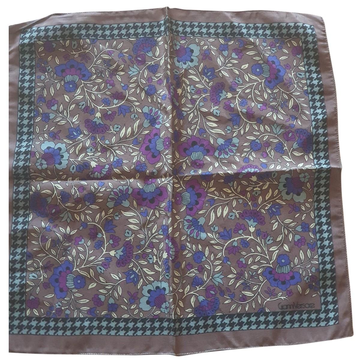 Pañuelo / bufanda de Seda Gianni Versace