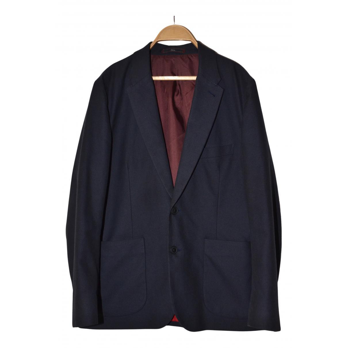 Paul Smith N Navy Cotton jacket  for Men M International