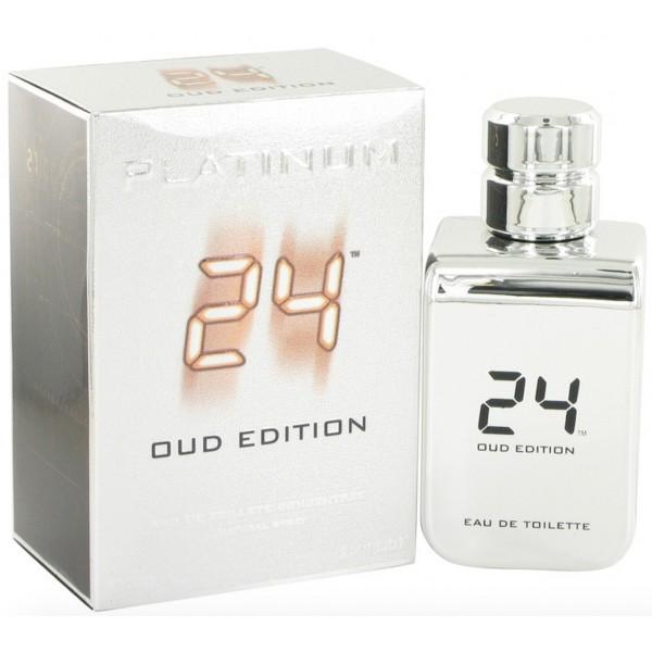 24 Platinum Oud Edition - Scentstory Eau de Toilette Concentree Spray 100 ML
