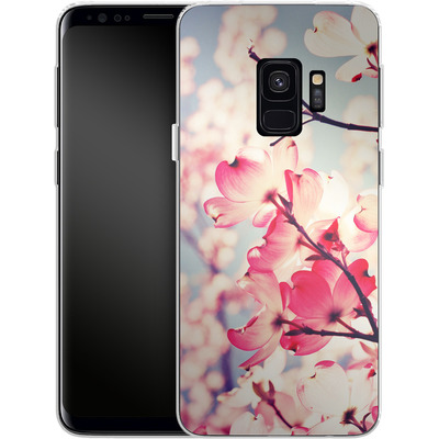 Samsung Galaxy S9 Silikon Handyhuelle - Dialogue With The Sky von Joy StClaire