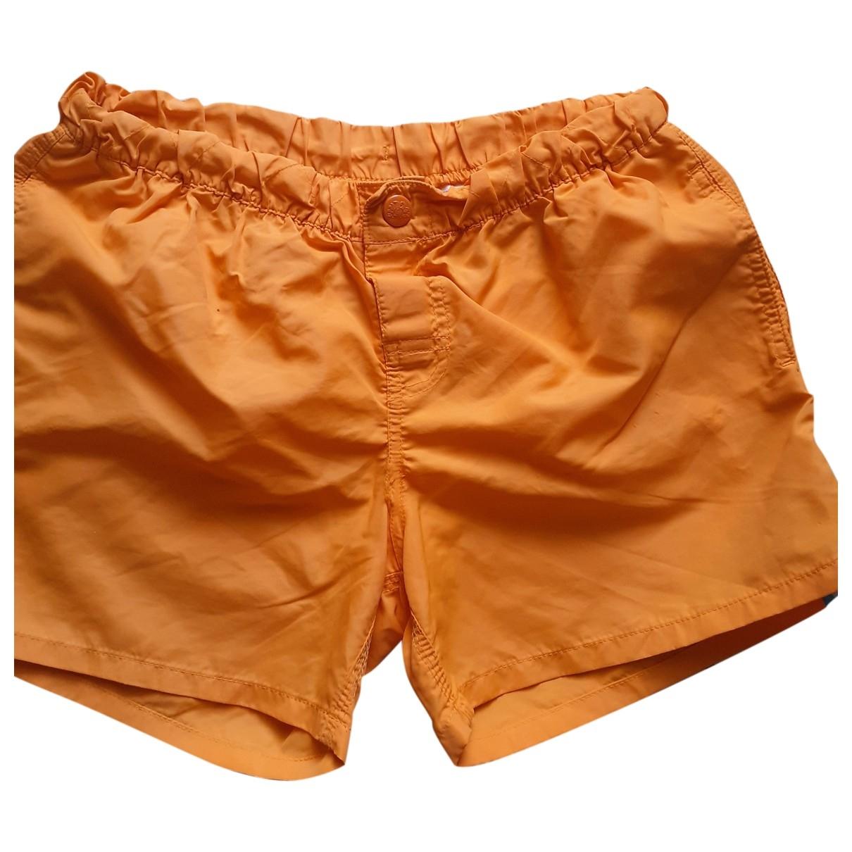Sundek - Short   pour enfant - orange