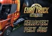 Euro Truck Simulator 2 - Halloween Paint Jobs Pack DLC Steam CD Key