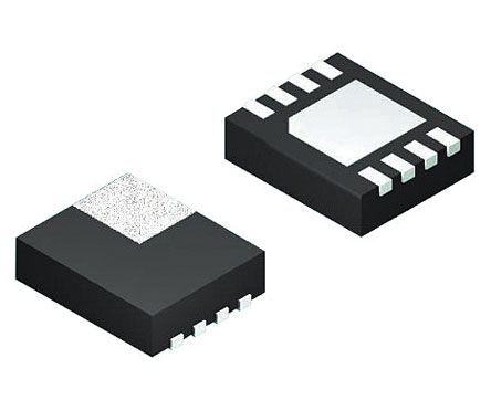 ON Semiconductor NSP8814MUTAG, Quad-Element Uni-Directional ESD Protection Array, 8-Pin UDFN (3000)