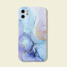 iPhone Huelle mit Wasserfarbe