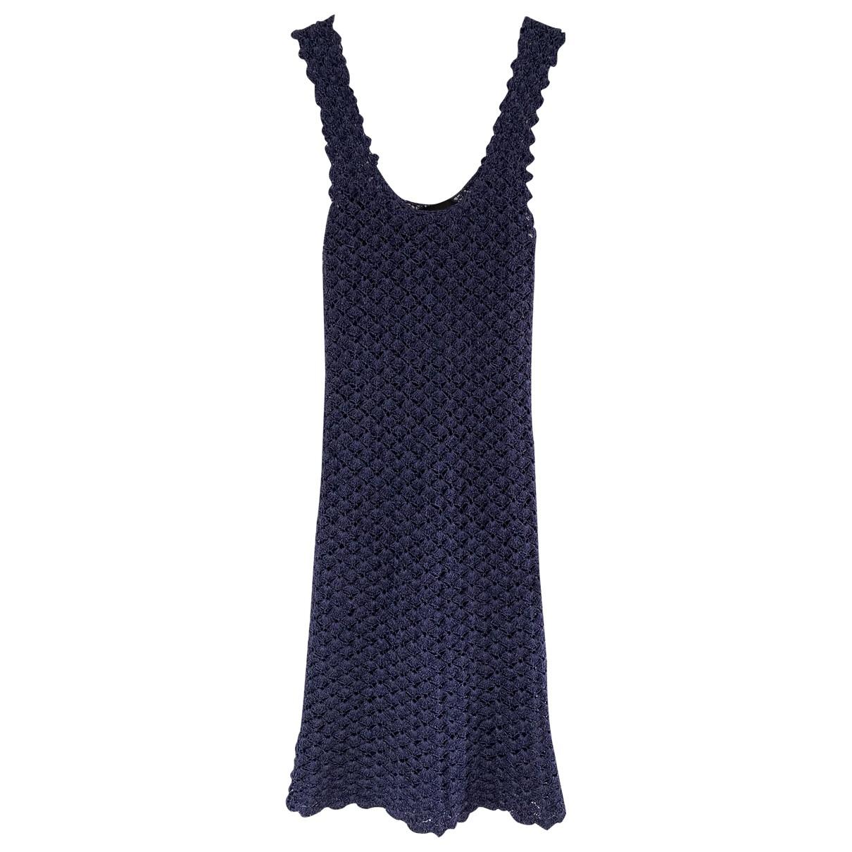 Emporio Armani \N Blue dress for Women 38 IT