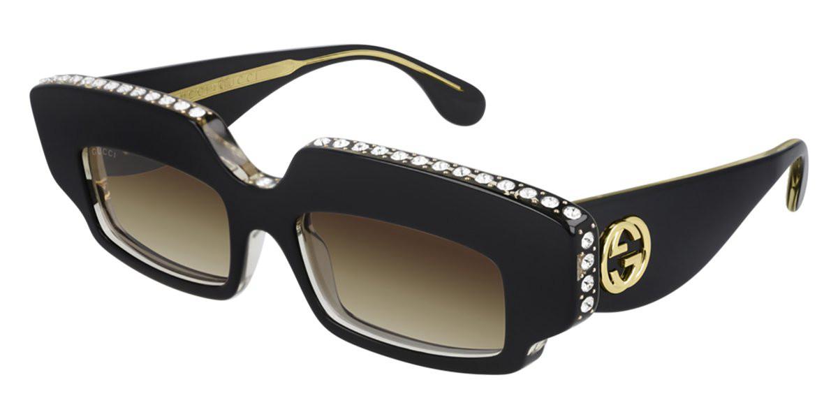 Gucci GG0782S 001 Women's Sunglasses  Size 53 - Free RX Lenses