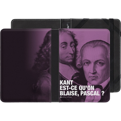 Amazon Kindle Paperwhite 3G eBook Reader Huelle - Kant Blaise Et Pascal von Fists Et Lettres