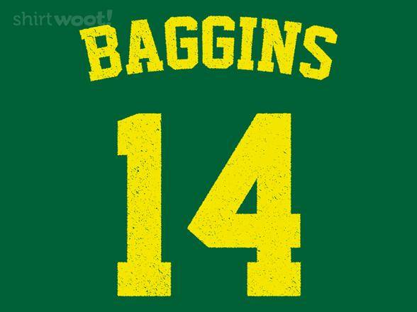 Team Baggins T Shirt