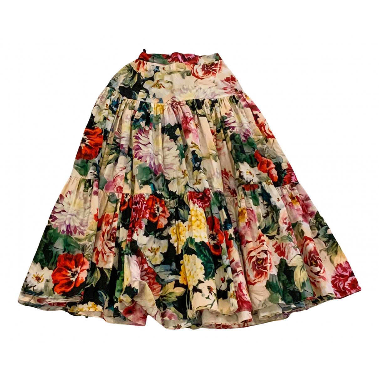 Falda maxi Dolce & Gabbana