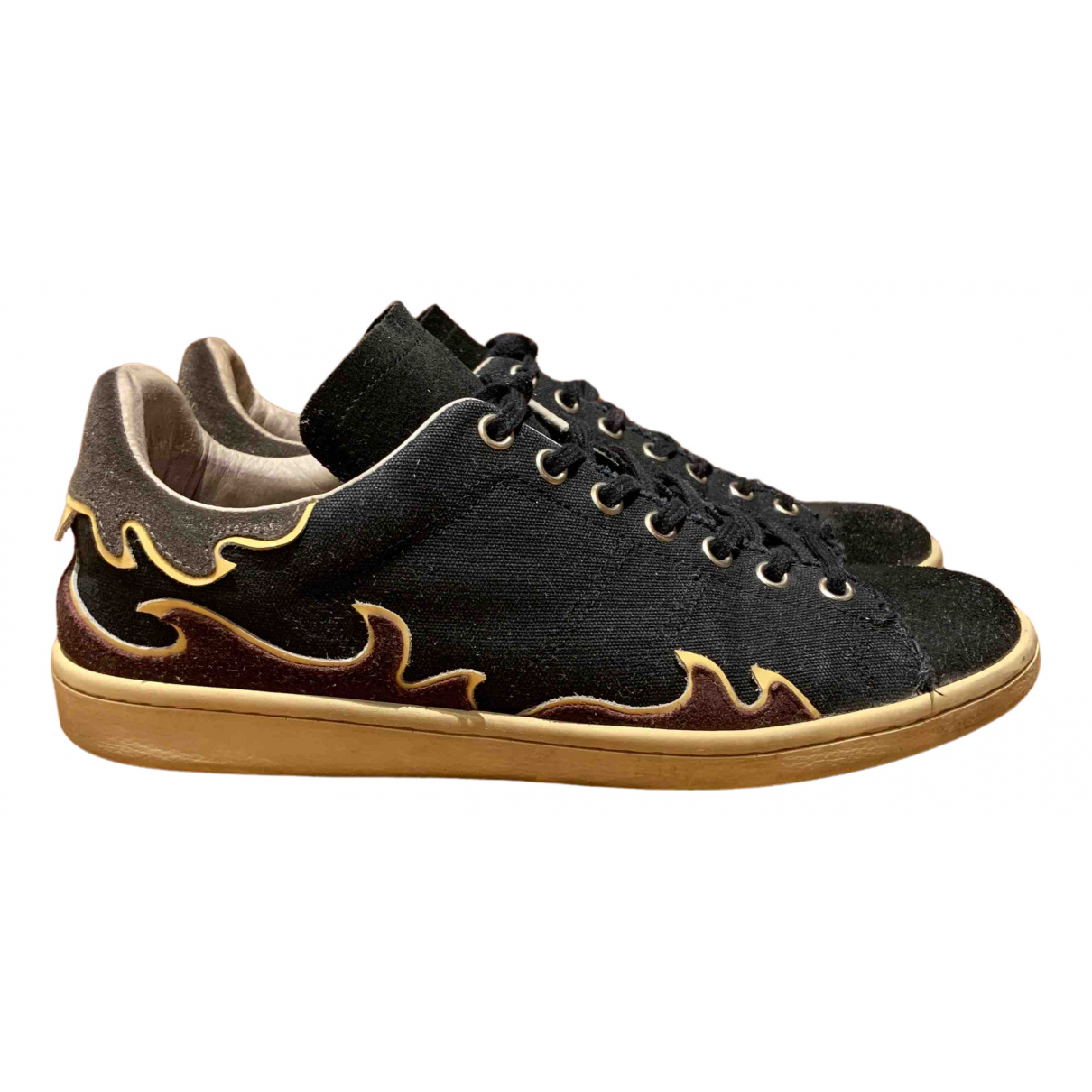 Isabel Marant N Black Suede Trainers for Women 39 EU