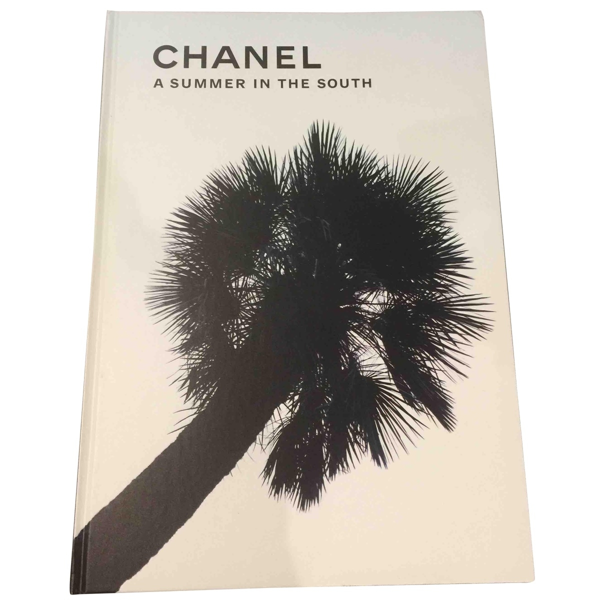 Chanel - Photographie   pour lifestyle en coton - noir