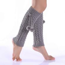 Calcetines de bailar con pompon