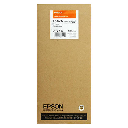 Epson T642A00 cartouche d'encre originale orange