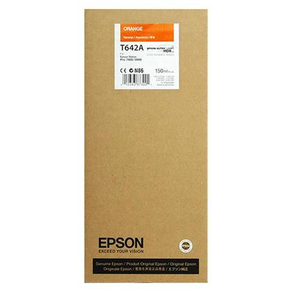 Epson T642A00 Original Orange Ink Cartridge