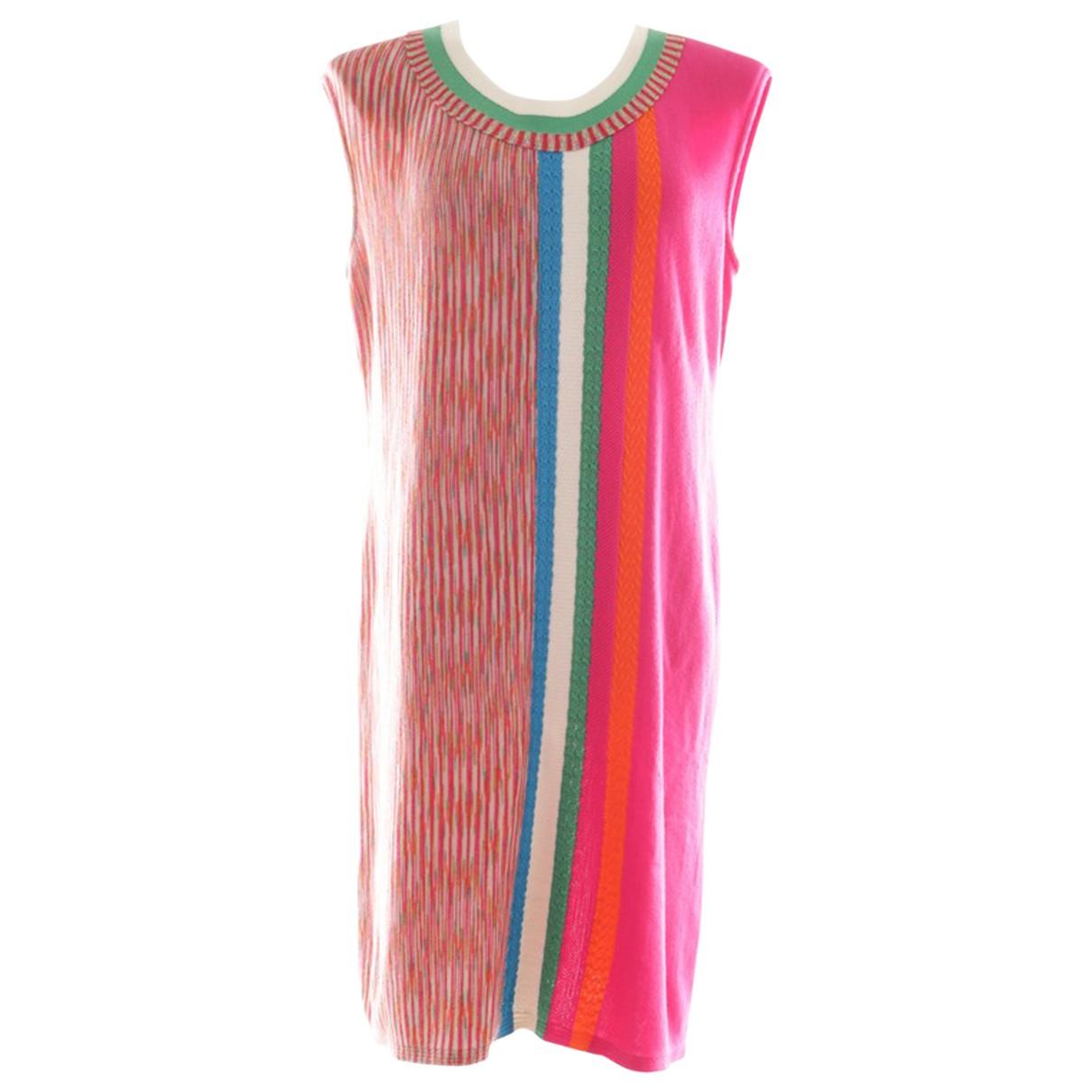 Vestido de Lana Missoni
