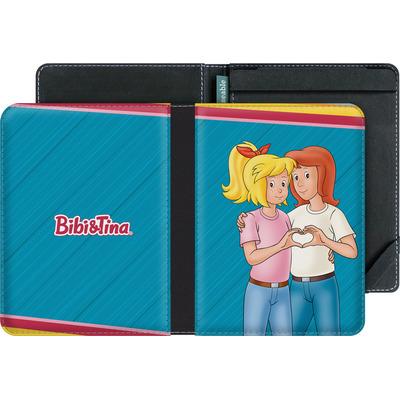 tolino vision eBook Reader Huelle - Bibi und Tina Regenbogen von Bibi & Tina
