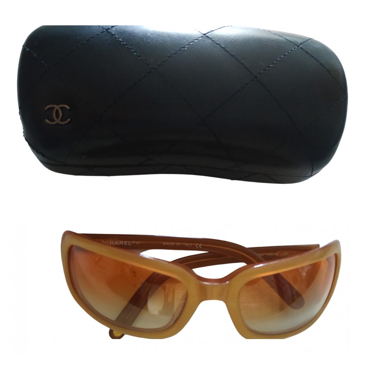 Chanel N Camel Sunglasses for Women N
