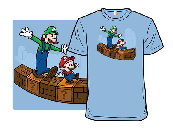 Brotherly Love T Shirt