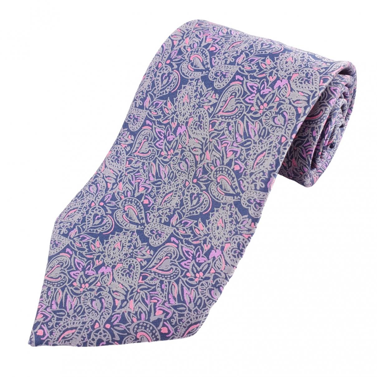 Corbata de Seda Lanvin