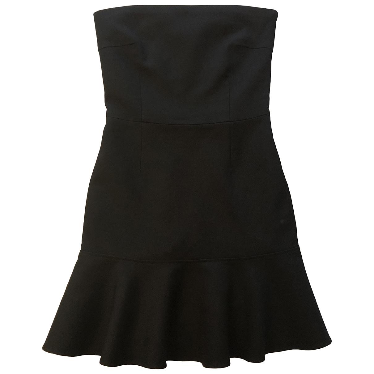 Balenciaga N Black Wool dress for Women 40 FR