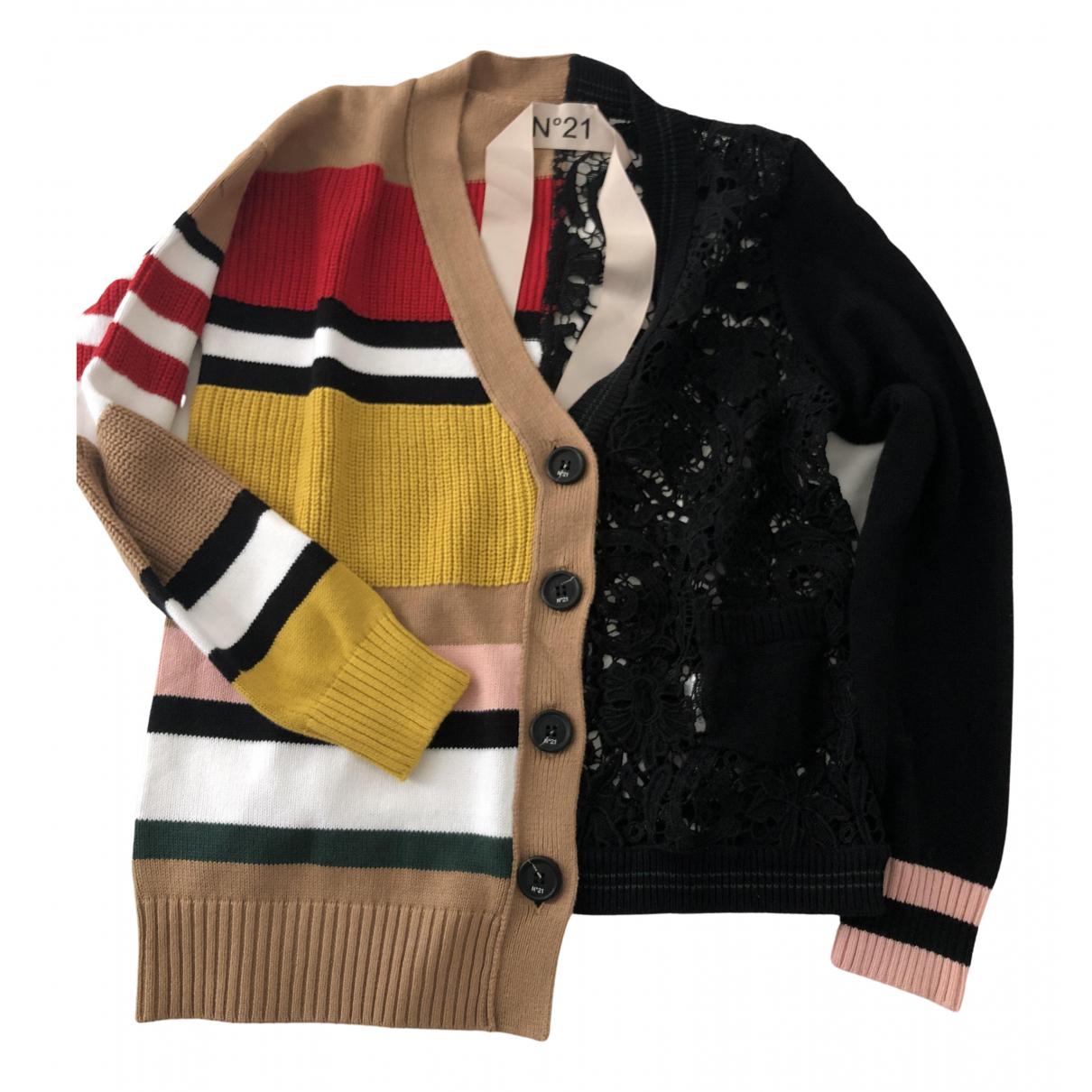 N°21 N Multicolour Cotton Knitwear for Women S International