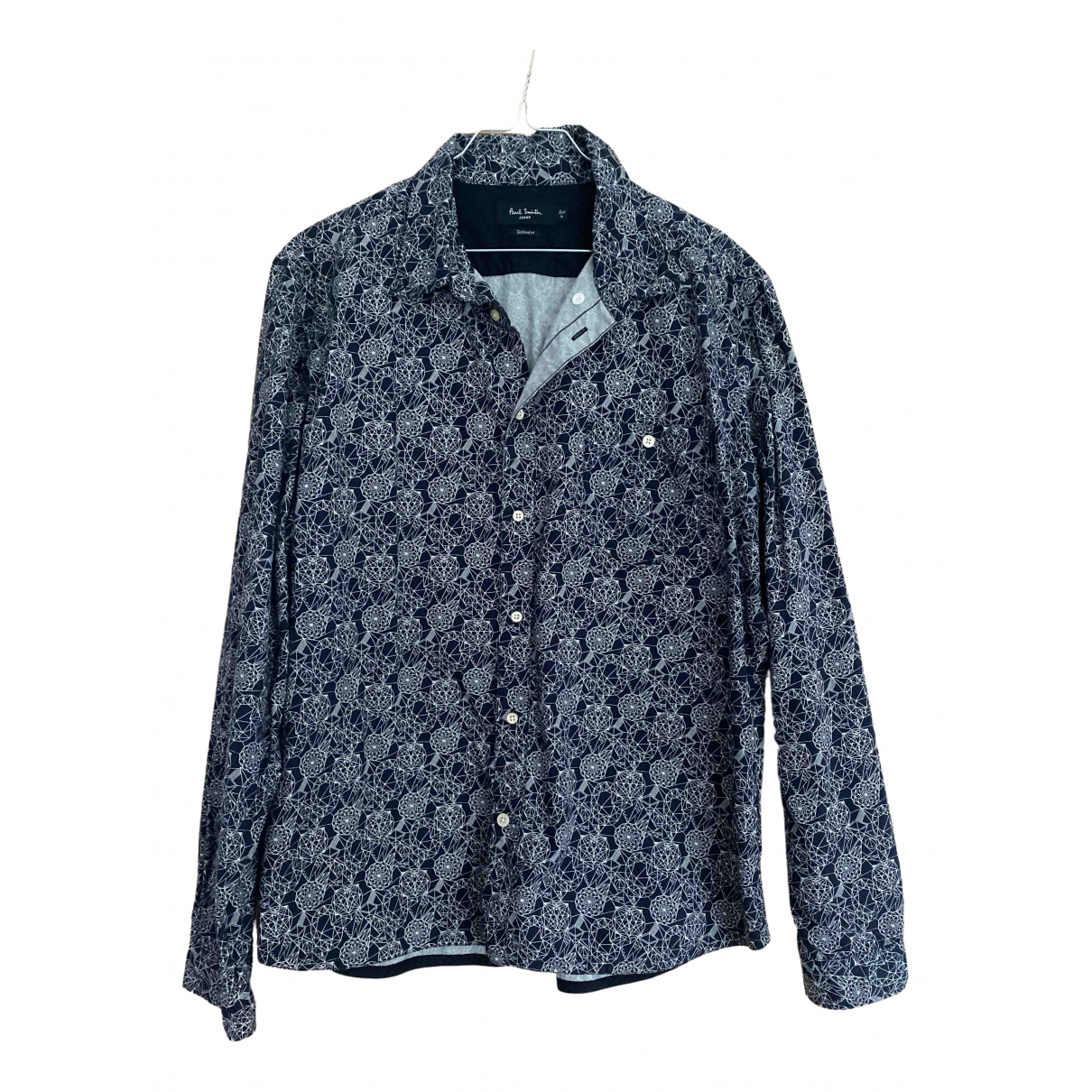 Paul Smith \N Hemden in  Marine Baumwolle