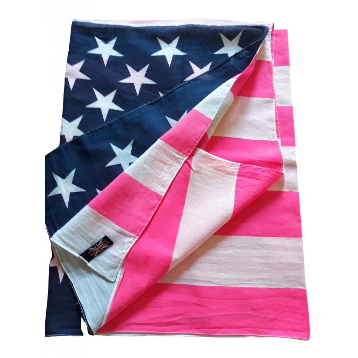 Tommy Jean - Foulard   pour femme en coton - multicolore