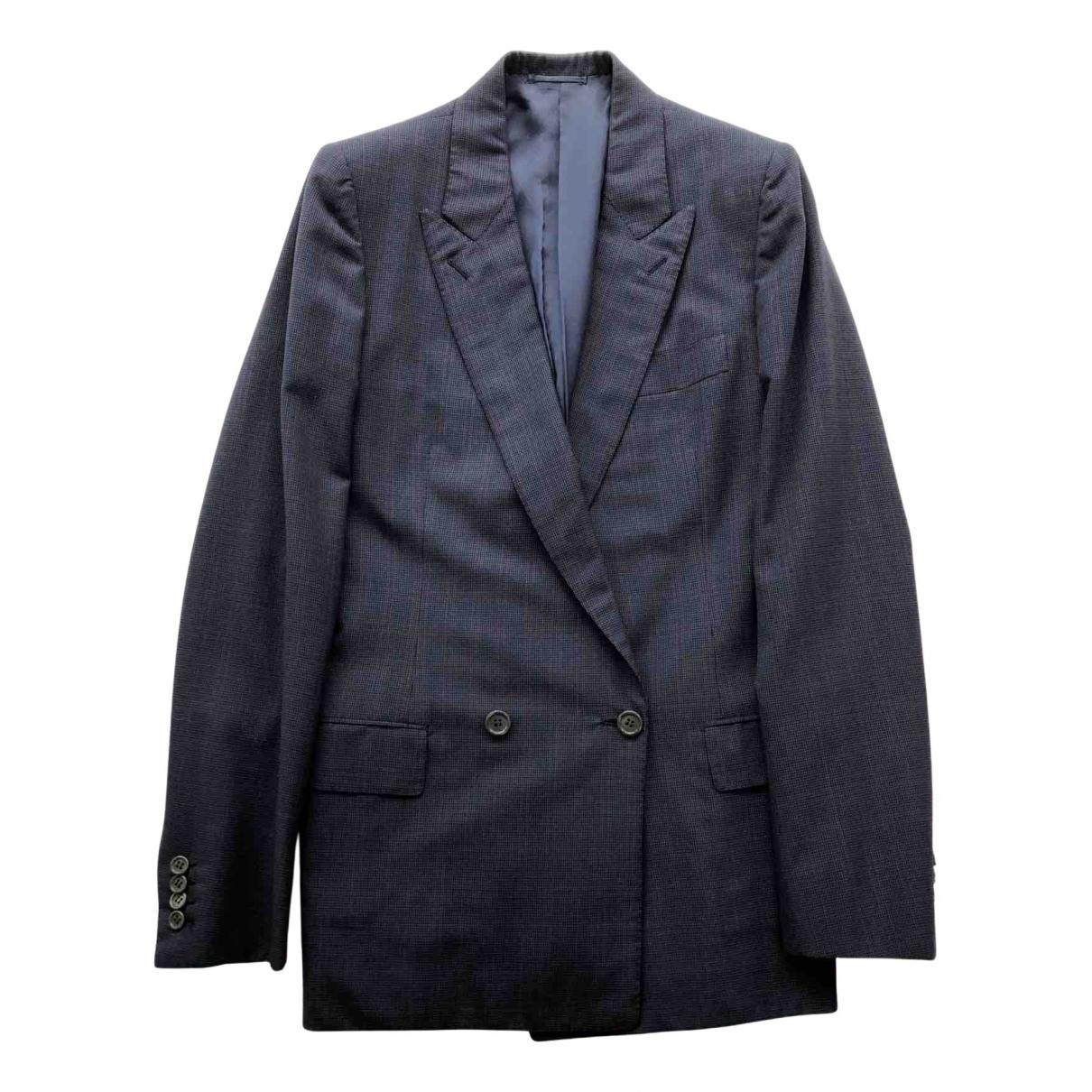 Kiton - Veste   pour femme en cachemire - bleu