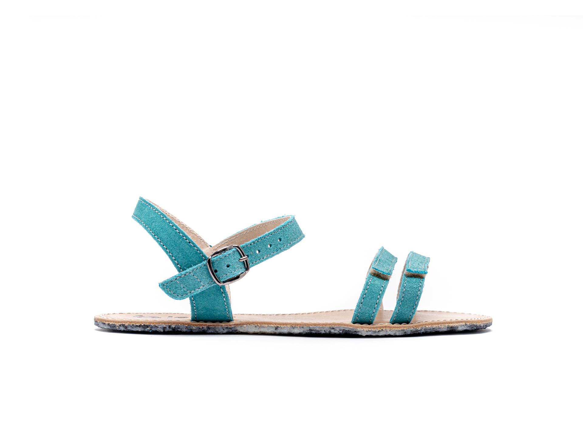 Barefoot Sandals - Be Lenka Summer - Turquoise 36