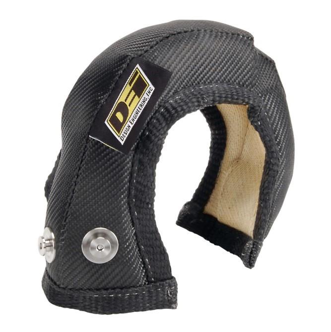 Design Engineering DEI 10045 Turbo Shield T4, Onyx, Shield Only