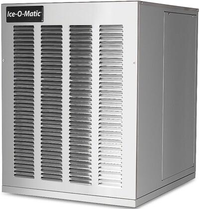 GEM0956W Nugget Ice Maker with Water Condensing Unit  SystemSafe  Water Sensor  Evaporator  Industrial-Grade Roller Bearings and Heavy-Duty Gear Box