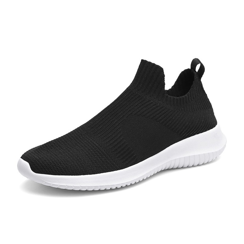 Ericdress Mesh Slip-On Round Toe Men's Casual Sneakers