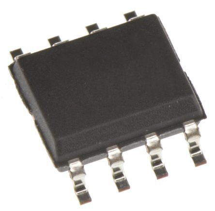 STMicroelectronics TS921IDT , Operational Amplifier, Op Amp, RRIO, 4MHz 1 kHz, 2.7 → 12 V, 8-Pin DIP (2500)